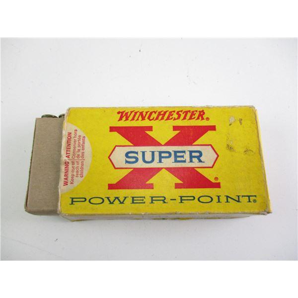 .243 WIN, WINCHESTER SUPER-X COLLECTIBLE AMMO