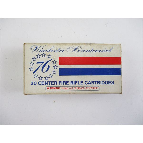 30-30 WIN, WINCHESTER 76 COLLECTIBLE AMMO