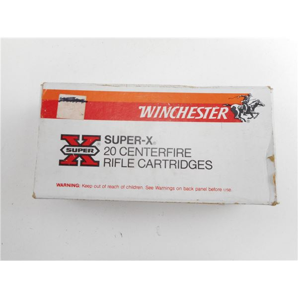 .257 ROBERTS, WINCHESTER AMMO