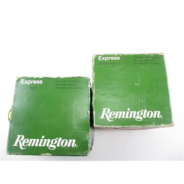 10 GA, REMINGTON SHOT SHELLS