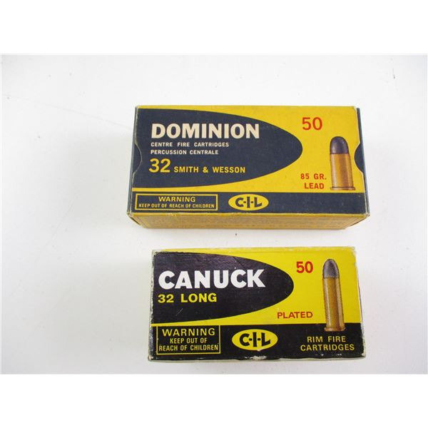 ASSORTED CIL AMMO LOT