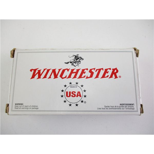 .40 SMITH & WESSON, WINCHESTER AMMO