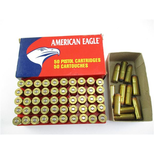 ASSORTED .44-40 WIN AND .44 REM MAG AMMO