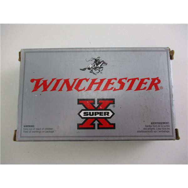 7MM MAUSER, WINCHESTER SUPER-X AMMO