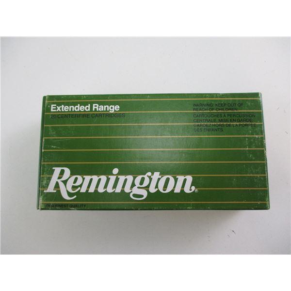 6MM REM, REMINGTON AMMO