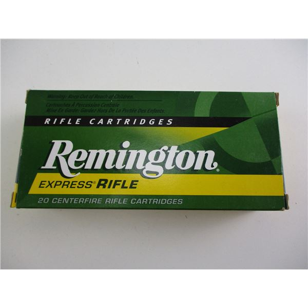45-70 GOVERNMENT, REMINGTON EXPRESS RIFLE AMMO