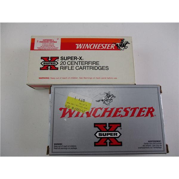 .243 WIN, WINCHESTER SUPER-X AMMO