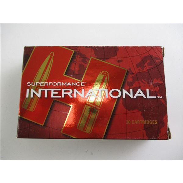 .270 WIN, HORNADY SUPERFORMANCE INTERNATIONAL AMMO
