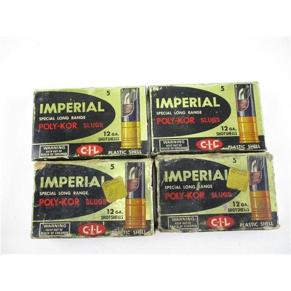 12 GA, IMPERIAL SHOT SHELLS