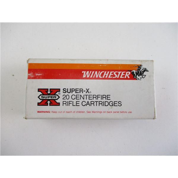 .307 WIN, WINCHESTER SUPER-X AMMO
