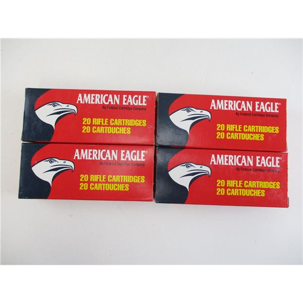 .223 REM, AMERICAN EAGLE AMMO
