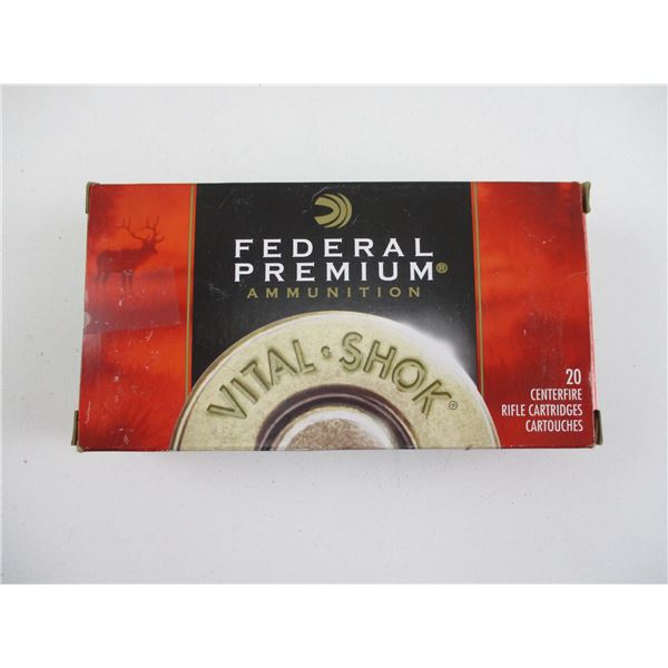300 WIN MAG, FEDERAL AMMO