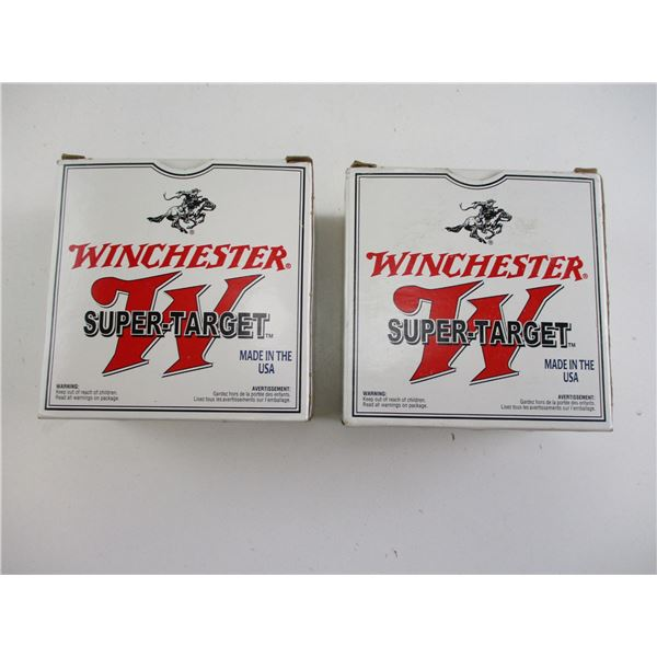 12 GA, WINCHESTER SHOTSHELLS