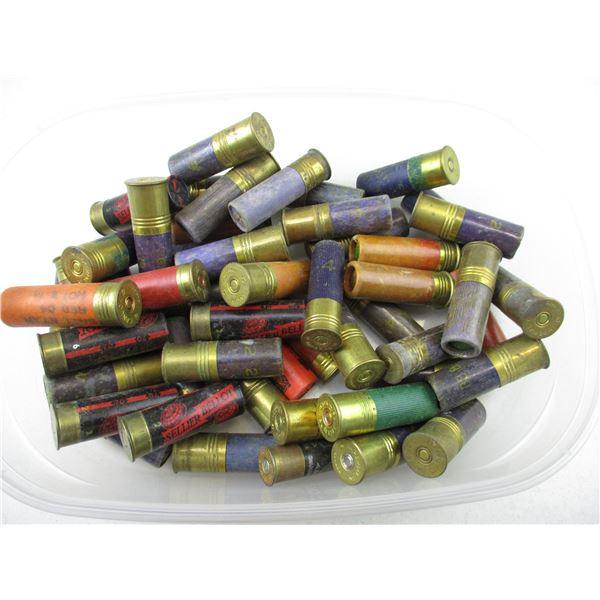 ASSORTED 12 GA SHOT SHELLS