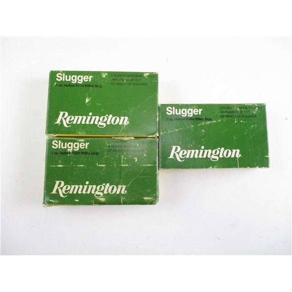 12 GA, REMINGTON SHOT SHELLS