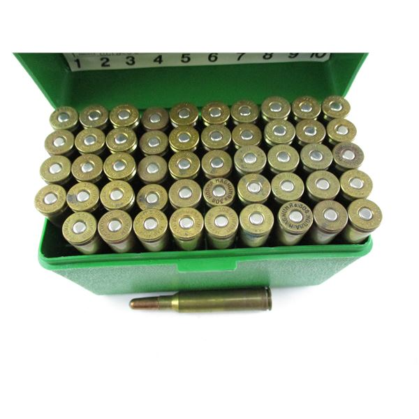 .308 NORMA MAG, RELOADED AMMO