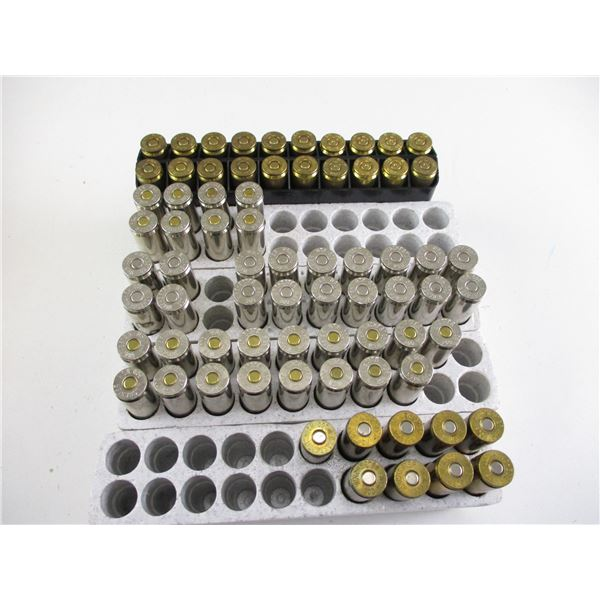 ASSORTED .300 WSM, RELOADED AMMO LOT