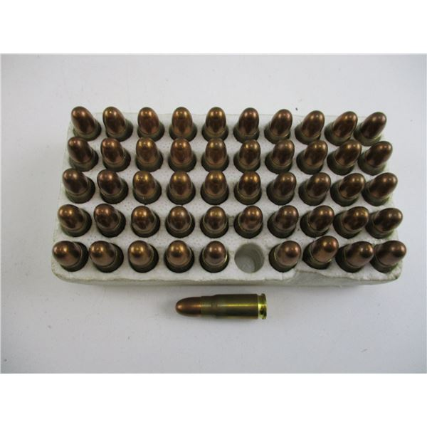 7.63MM MAUSER, MILITARY AMMO