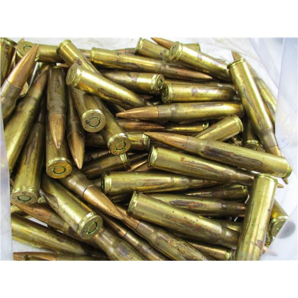 8MM MAUSER, FNM MILITARY AMMO