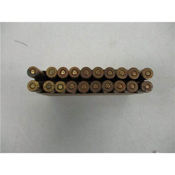 ASSORTED MILITARY AMMO LOT