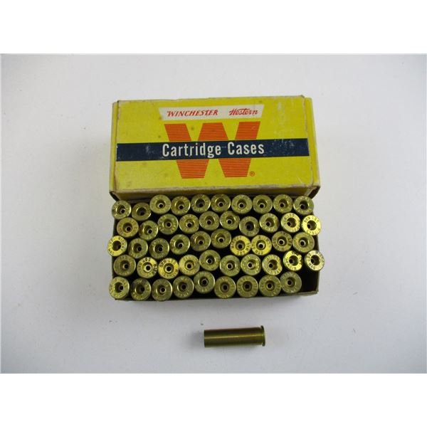 .357 MAGNUM, WINCHESTER BREASS CASES