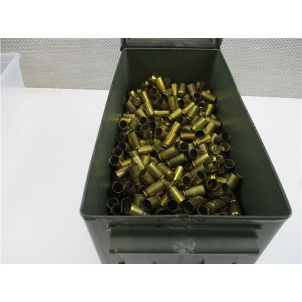 ASSORTED .45 ACP, BRASS CASES