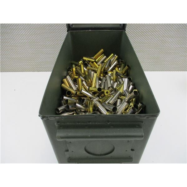 ASSORTED .357 MAG, BRASS CASES