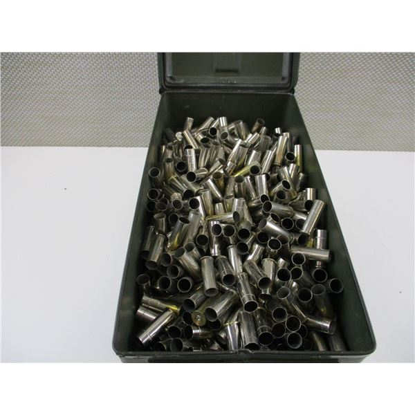 ASSORTED .38 SPECIAL, NICKEL CASES