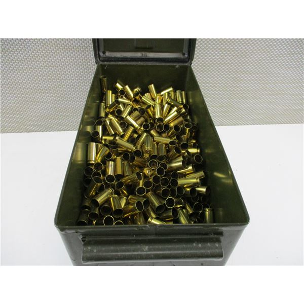 ASSORTED 10MM AUTO, BRASS CASES