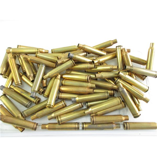 ASSORTED .308 NORMA, BRASS CASES