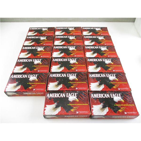 6.5 CREEDMOOR, AMERICAN EAGLE BRASS CASES