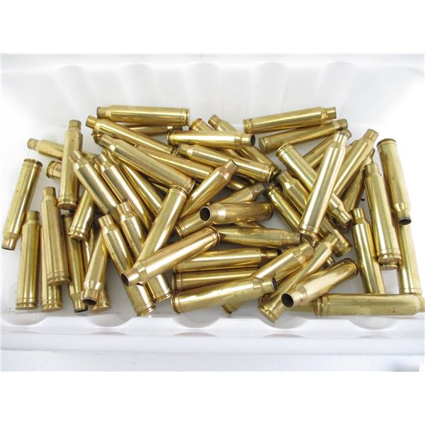 ASSORTED .300 WIN MAG BRASS CASES