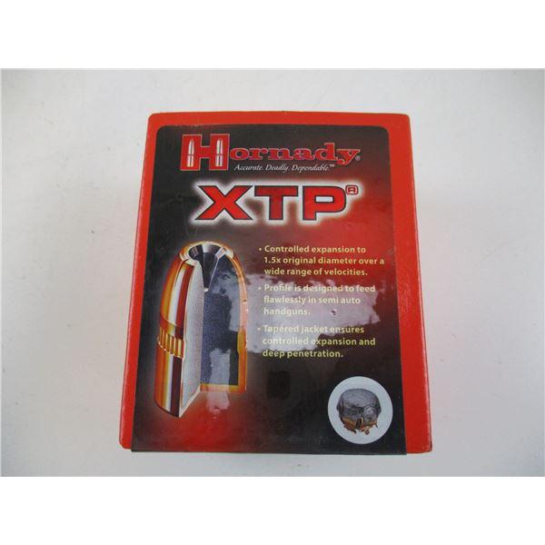 .44 CAL, HORNADY XTP BULLETS
