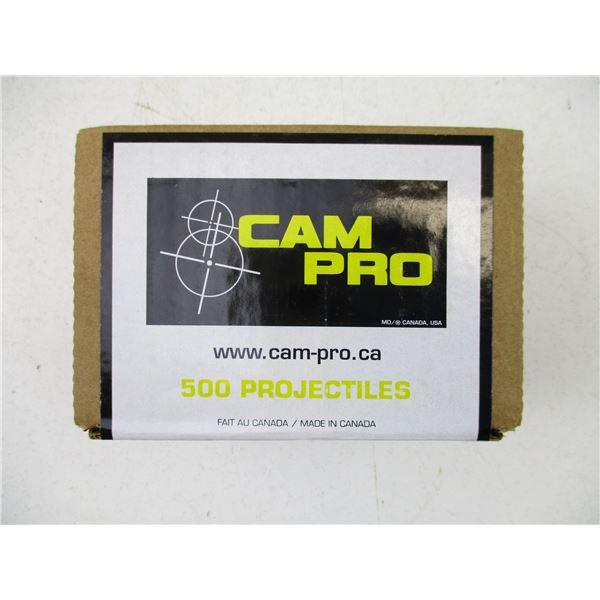 .223 CAL, CAM PRO BULLETS