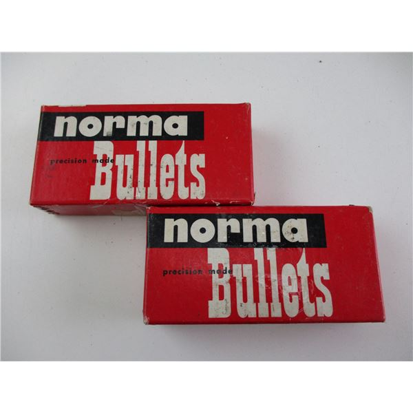 7MM, NORMA BULLETS