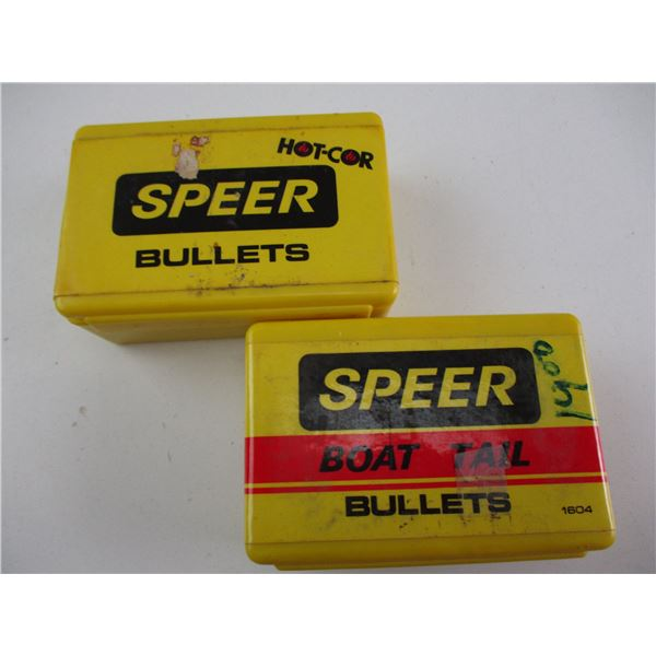 .270 CAL, SPEER BULLETS