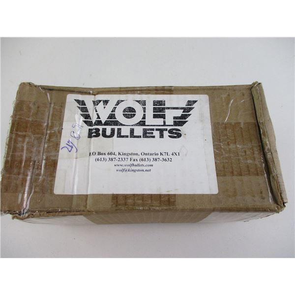 38 SPECIAL, WOLF BULLETS