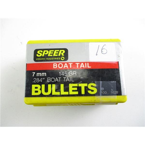 7MM SPEER BULLETS