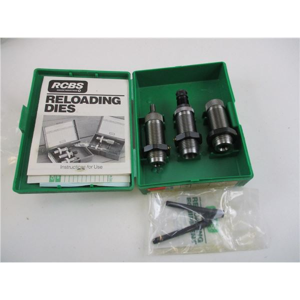 .32 SMITH & WESSON, RCBS RELOADING DIES