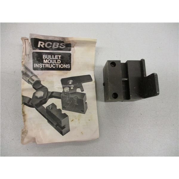 9MM, DOUBLE CAVITY, RCBS BULLET MOLD