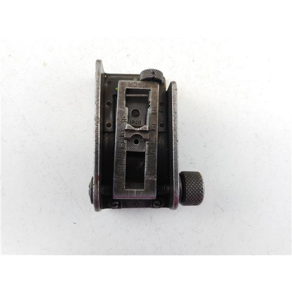 BROWNING 1918 A2 REAR SIGHT