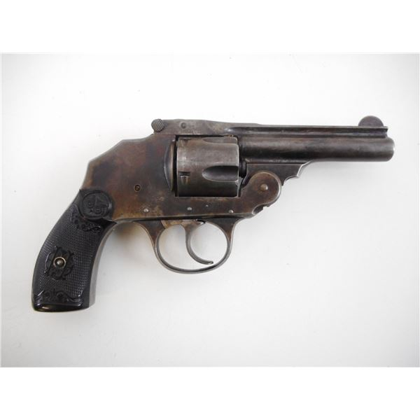 IVER JOHNSON , MODEL: SAFETY HAMMERLESS AUTOMATIC MODEL 3 , CALIBER: 38 S&W