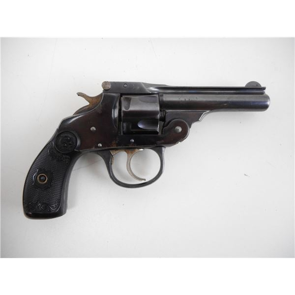 IVER JOHNSON , MODEL: SAFETY HAMMER AUTOMATIC MODEL 2 , CALIBER: 32 S&W