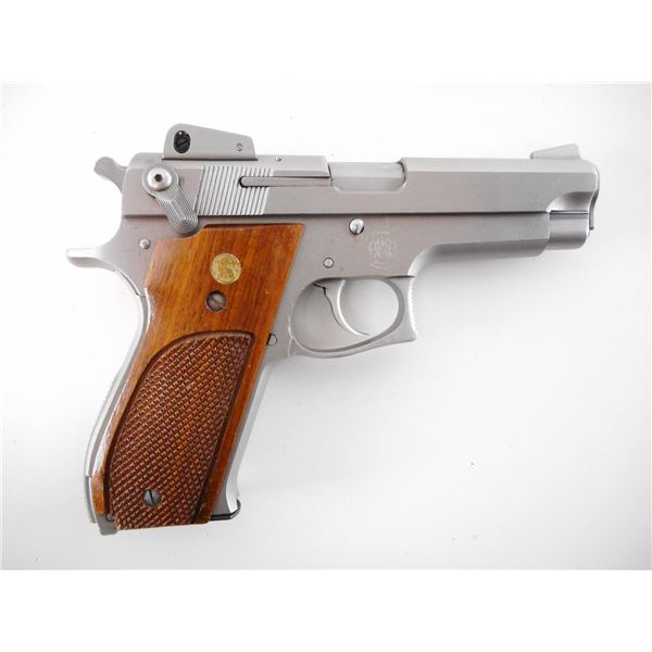 SMITH & WESSON  , MODEL: 639 , CALIBER: 9MM LUGER