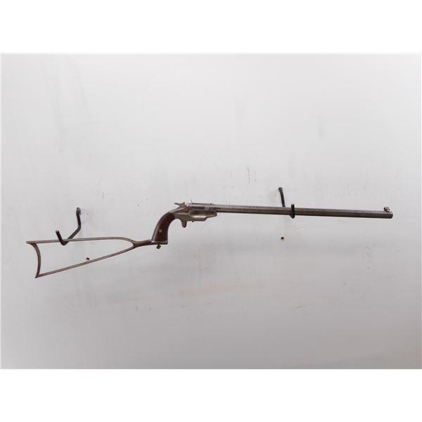 FRANK WESSON  , MODEL: 1870 MEDIUM FRAME POCKET RIFLE  , CALIBER: 32 RIM FIRE