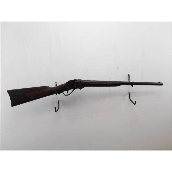 SHARPS , MODEL: NEW MODEL 1859 CARBINE  , CALIBER: 52 CAL PERC
