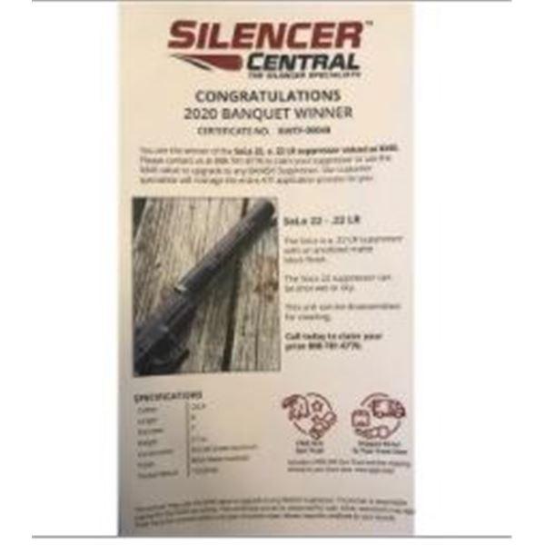 Silencer Central Solo