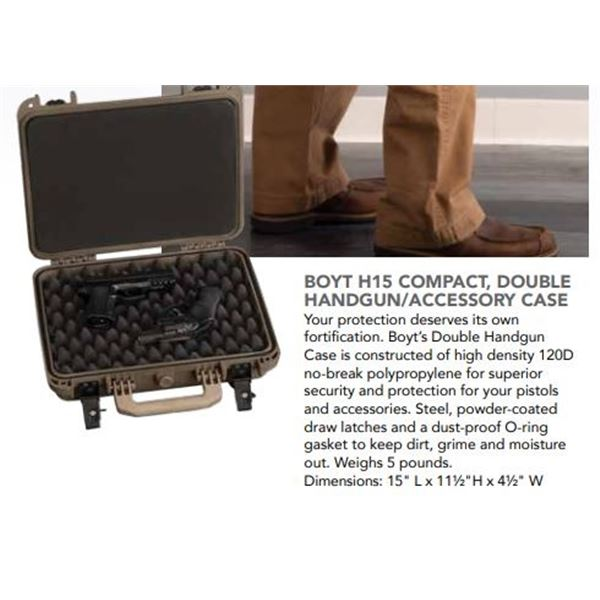 Boyt H15 Case