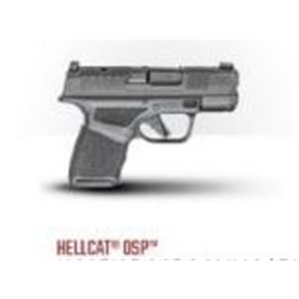 Chance #9 for Hellcat OSP 9mm
