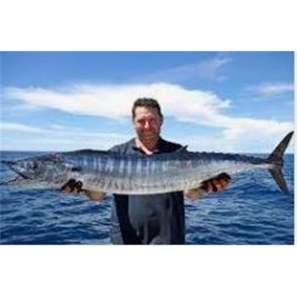 Full day fishing trip for 2 in Miami
